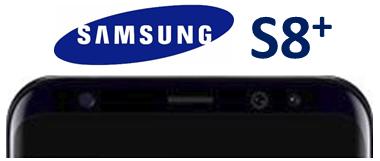 Samsung S8 Plus Bezel